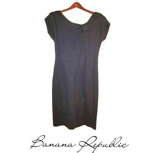 **NWT** Banana Republic Little Black Dress/Size L